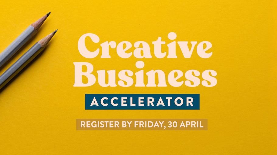 Creative Business Accelerator - Flammable Entrepreneur - Andrew Strugnell