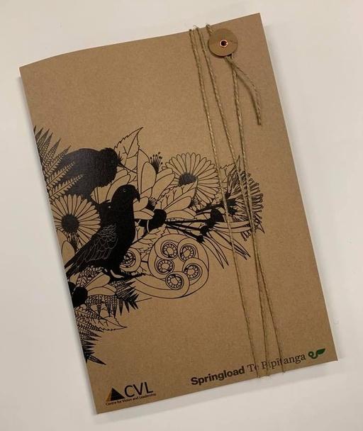 Sustainable Folder - Gemma van Ryn