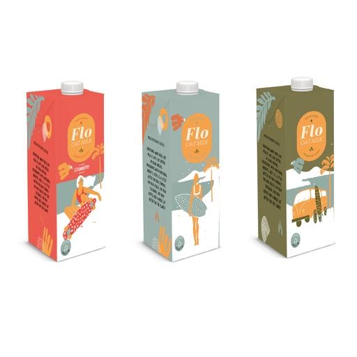 Flo - Oat Milk - Lucie Blazevska