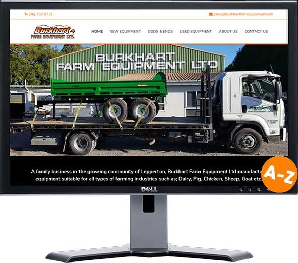 Burkhart Farm Equipment - Aaron Zame