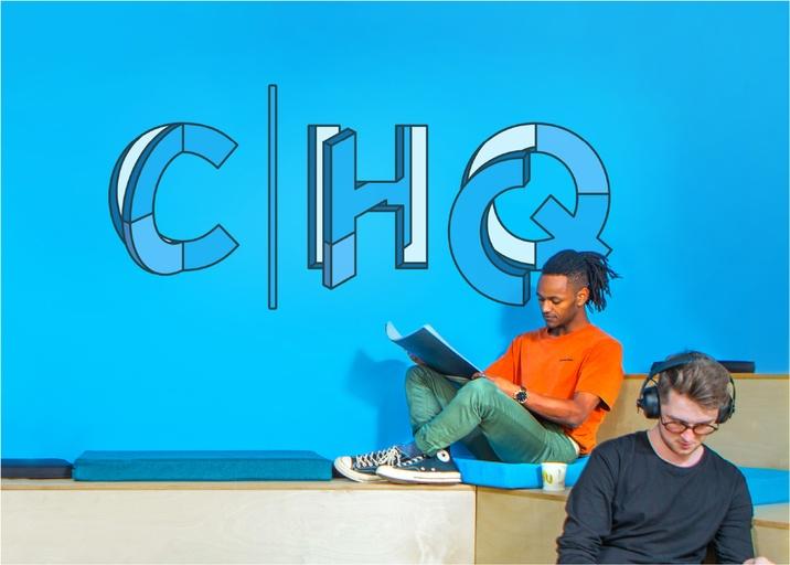 Creative HQ Headquarters Design - Stephanie O'Kane