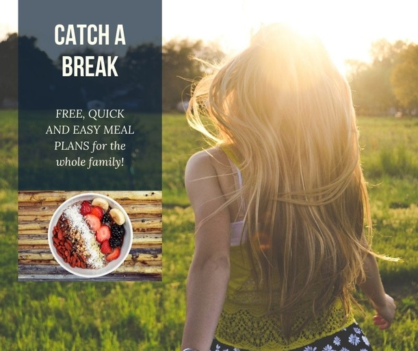 Healthy Eating Promotion for a Wellbeing/Weight Loss Brand - Karyn Van Dam