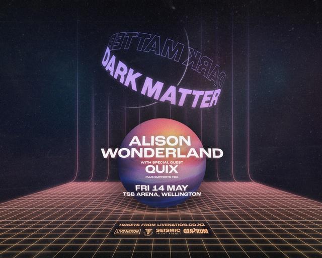 Dark Matter - Benjamin Johnson