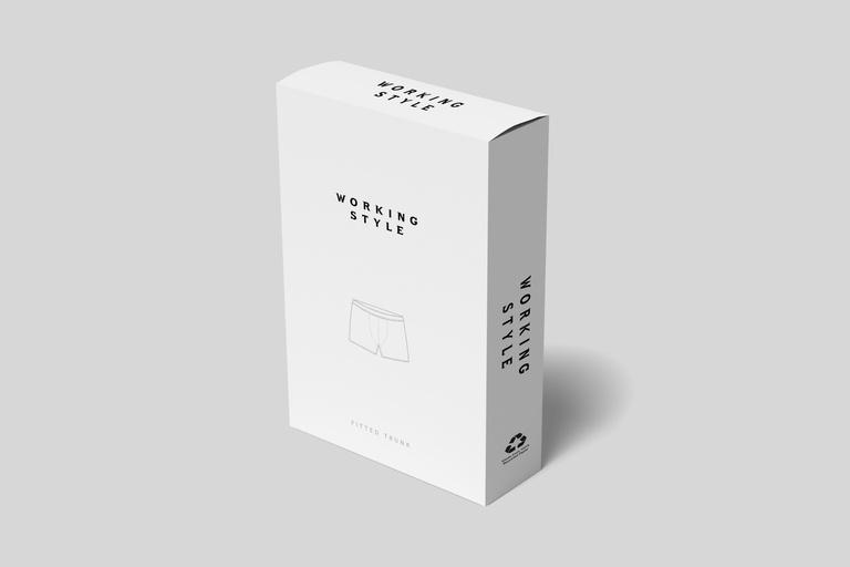 Packaging X Working Style - Mini Basu