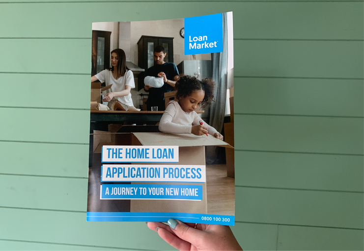 A first home buyers booklet for Loan Market - Abby Marriott