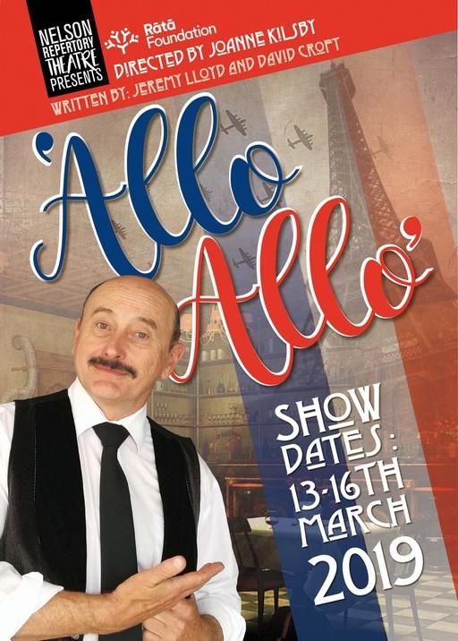Nelson Repertory Theatre - Allo Allo - Polly Rabbits