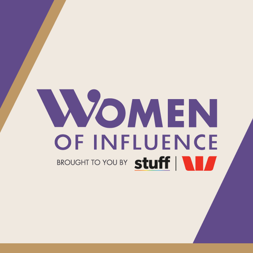 Women of Influence Logo Design and Branding - Angelica Frederickson