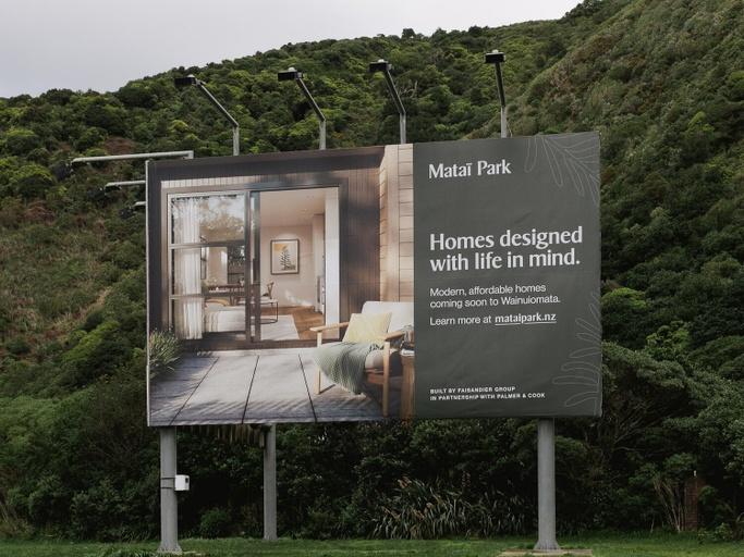 Mataī Park - Hayden Maskell