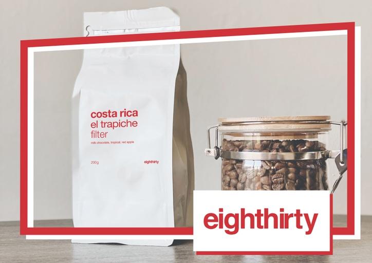 Eighthirty - Graphic Design - Joshua Harris