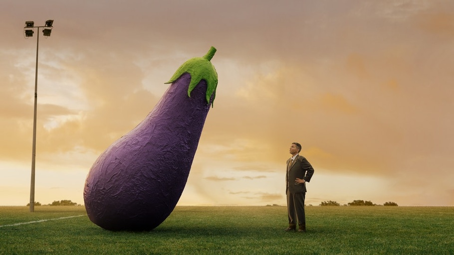 The Eggplant - Tanya Kerr