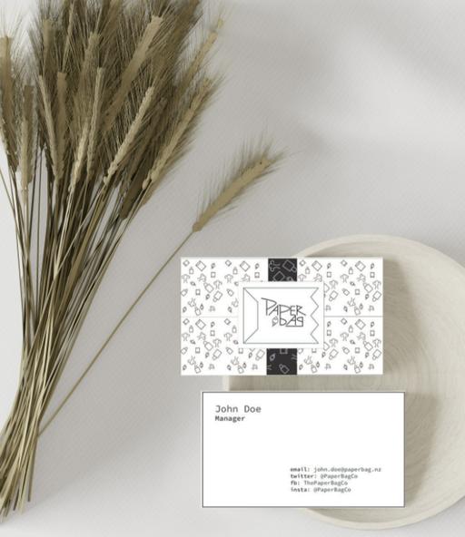 Paper Bag - student project - Hina Nasir