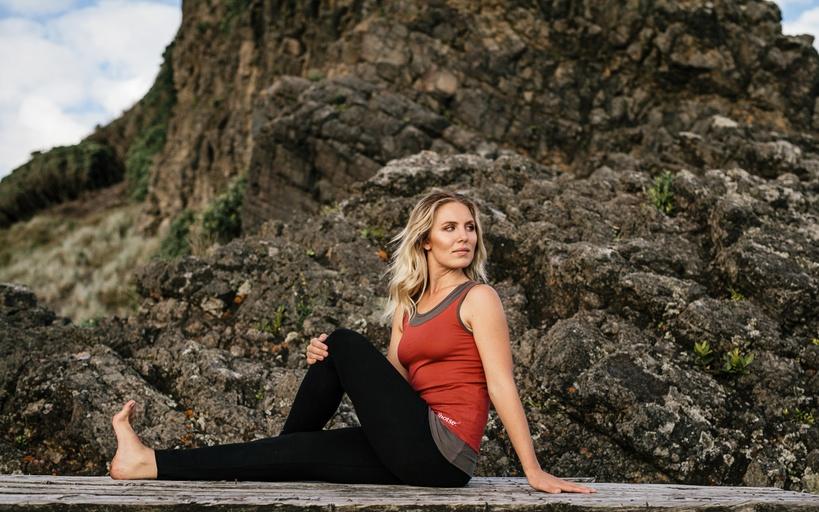 lhotse (organic yoga clothing) - Bridget Bisset