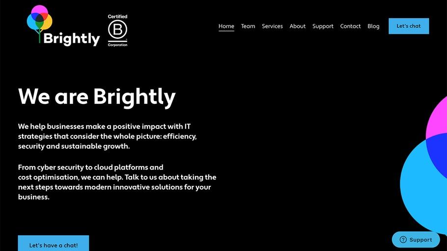 Brightly B-Corp - Nikki Goodson