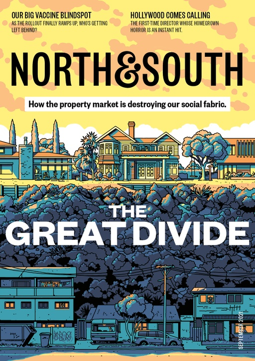 North and South - Nikki Goodson