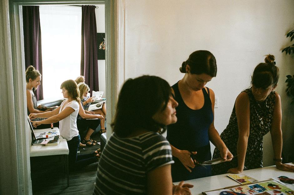 Atelier Les Impatients — photo Fred Tougas