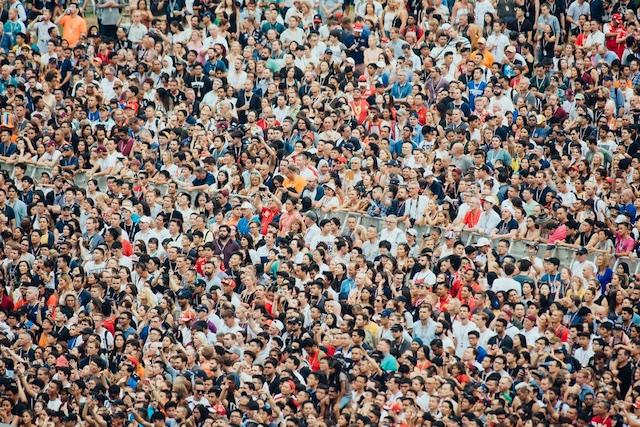 La foule, ou comment avancer vraiment.