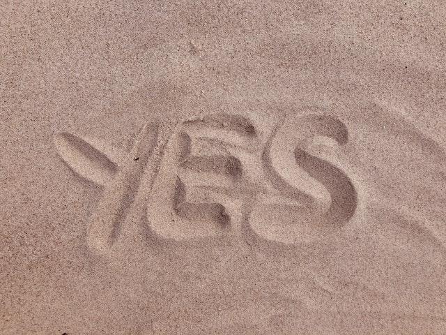 La règle du «oui et...»
