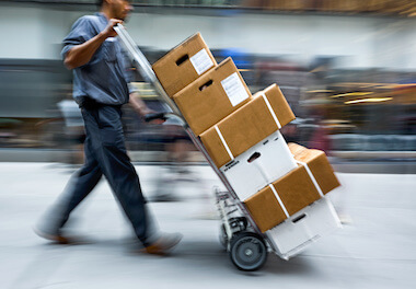 """On the positive side, logistics is an opportunity for the retailer to differentiate."""
