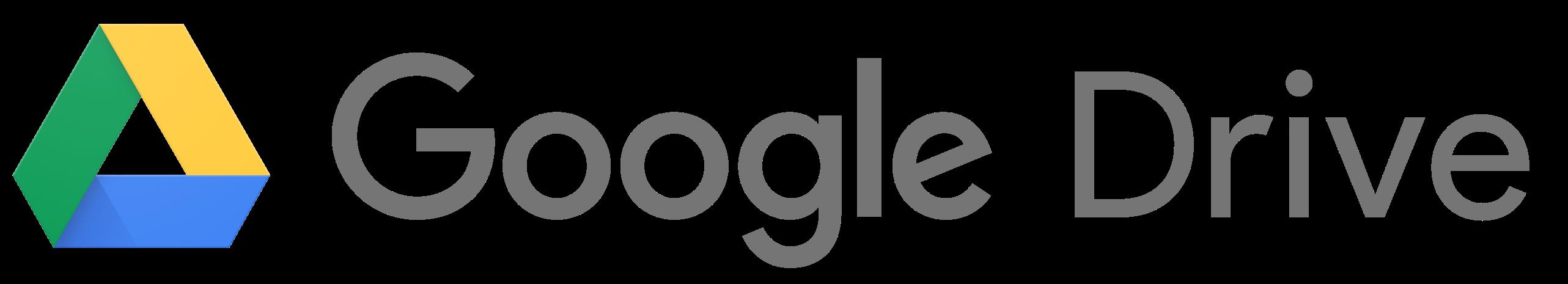 Google Drive Logo and Icon