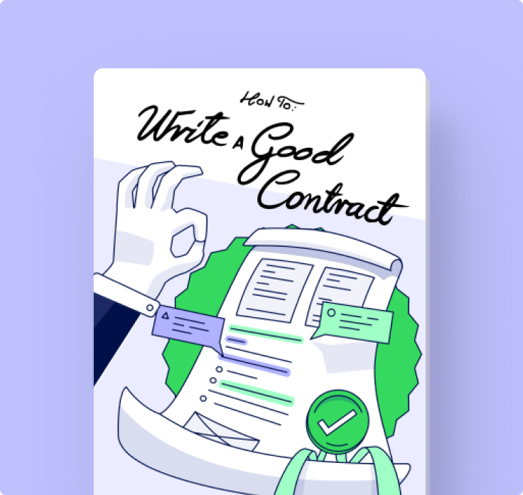 How to write a good contract