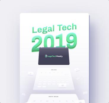 Legal Tech 2019