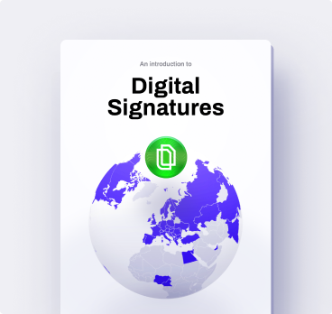An introduction to Digital Signatures