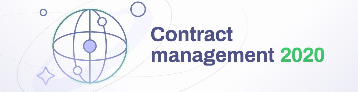 Top trends in contract management 2020