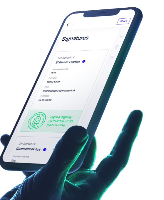 Seal the deal with digital signatures