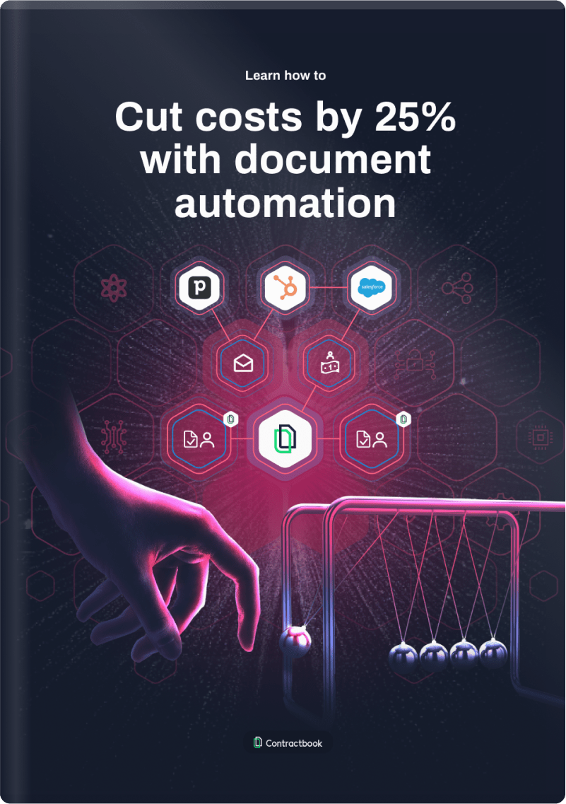 Learn how to cut costs by 25% with document automation