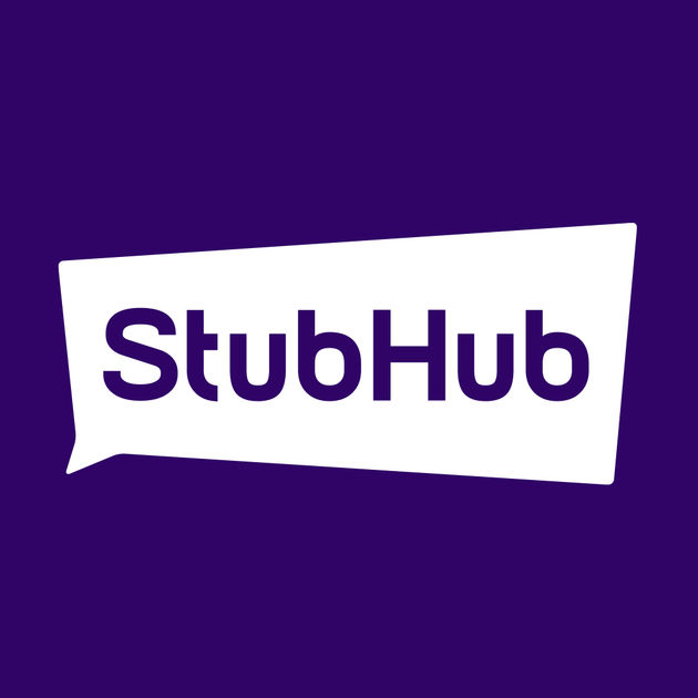 StubHub logo from Zestful catalog