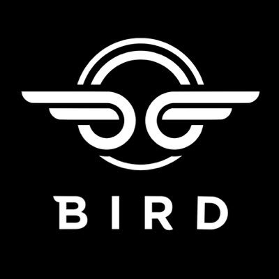 Bird logo from Zestful catalog