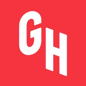 GrubHub logo from Zestful catalog