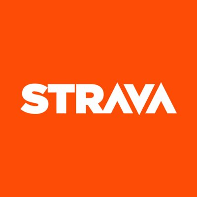 Strava logo from Zestful catalog
