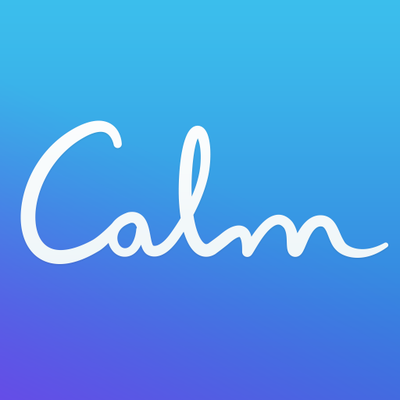 Calm logo from Zestful catalog