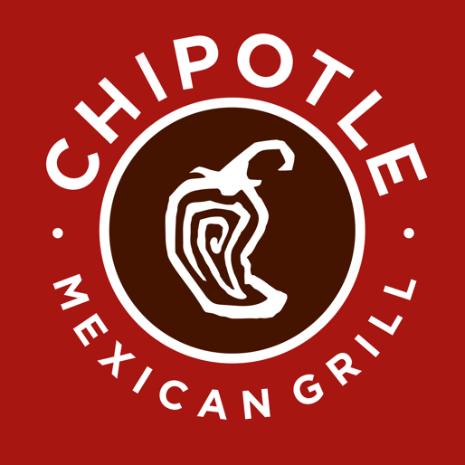 Chipotle logo from Zestful catalog