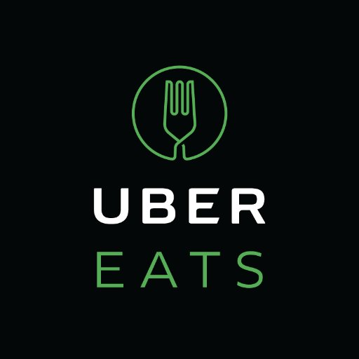 Uber Eats logo from Zestful catalog