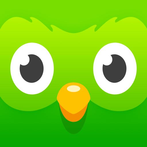 Duolingo logo from Zestful catalog