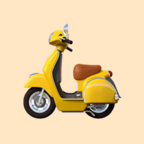 Moped emoji