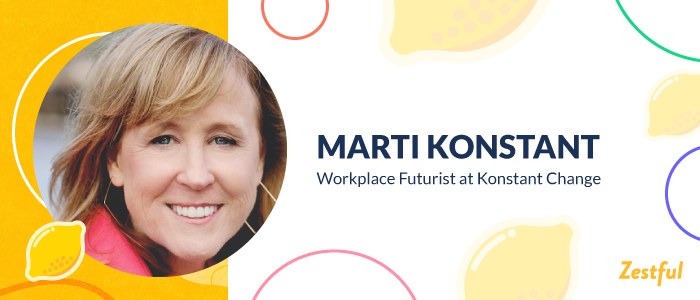 marti konstant on how to describe company culture