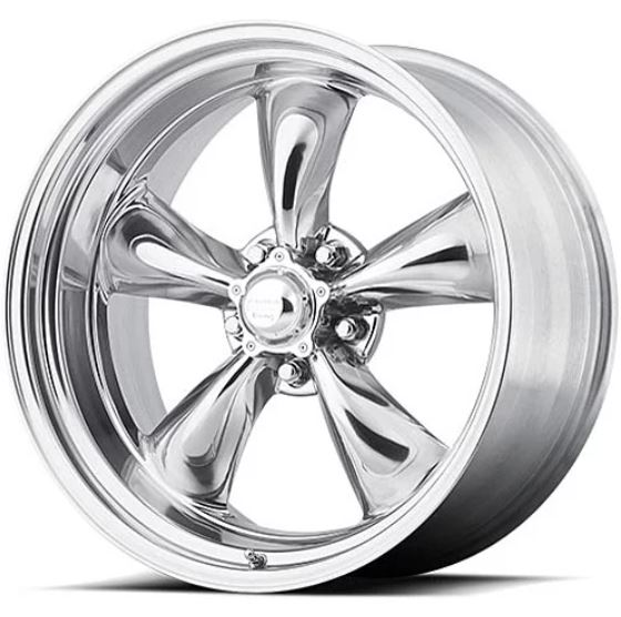 American Racing VN105D Series Gray Torq Thrust D Wheels