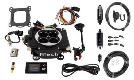 FITech Fuel Injection 31002