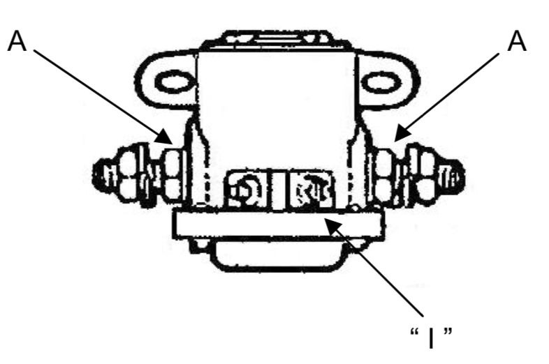 installation instructions for remote starting solenoid
