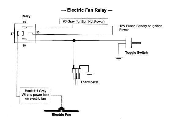 10405: Installation Instructions for Universal 20-Circuit Wiring Harness | Relay Kit Wiring Diagram |  | JEGS Answers