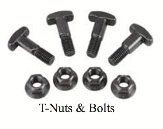 t-nuts and bolts