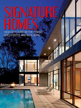 Quezada Architecture in Signature Homes