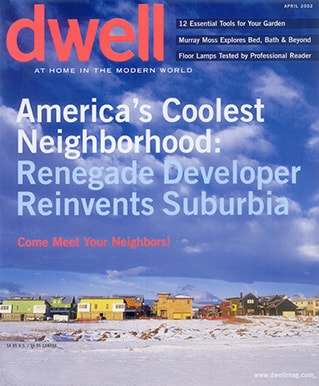 Quezada Architecture in Dwell Magazine