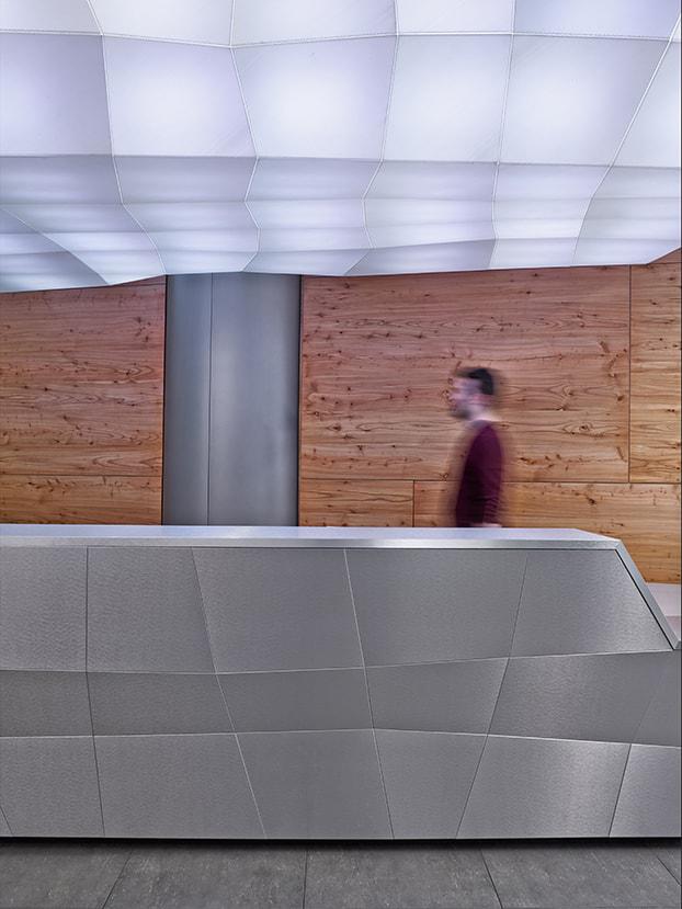 Rocket Fuel New York by Quezada Architecture (Fred Quezada, Cecilia Quezada, Ed Tingley)