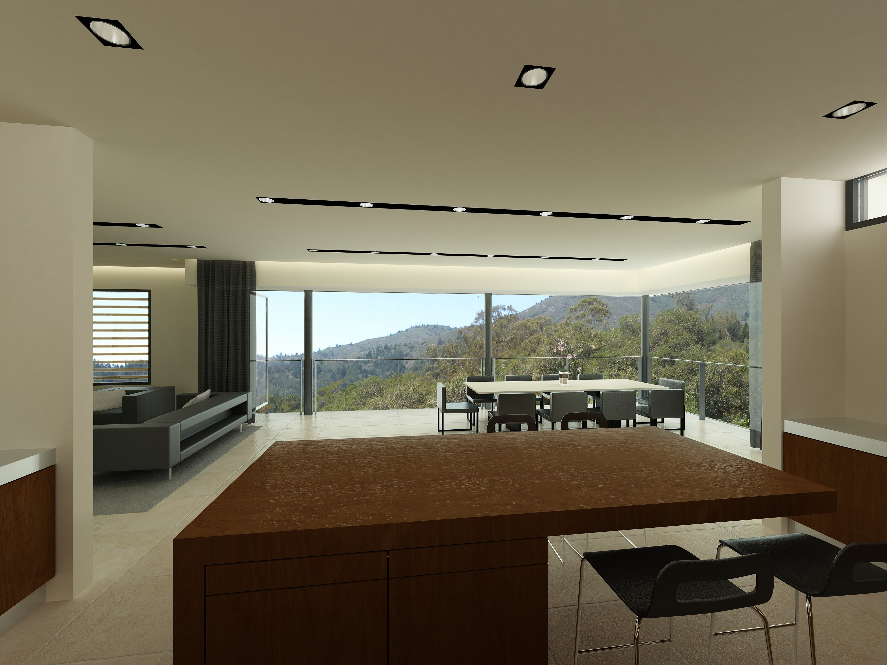 Mountain Residence by Quezada Architecture (Fred Quezada, Cecilia Quezada, Ed Tingley)