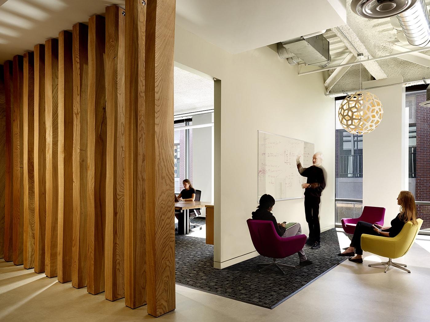 New Relic Headquarters by Quezada Architecture (Fred Quezada, Cecilia Quezada, Ed Tingley)