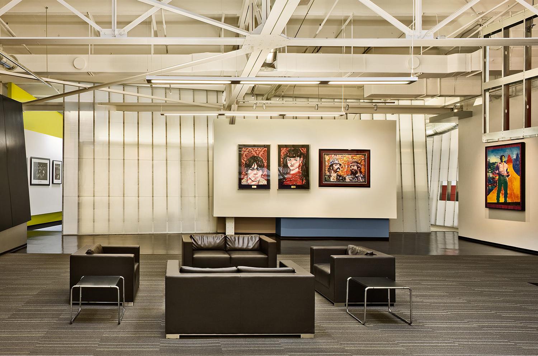 Live Nation \ Bill Graham Presents by Quezada Architecture (Fred Quezada, Cecilia Quezada, Ed Tingley)